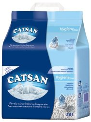 Catsan Hygiene plus im Test